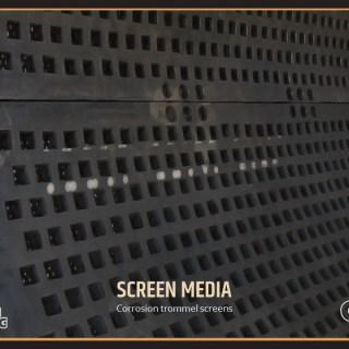 Corrosion Engineering Trommel Screens