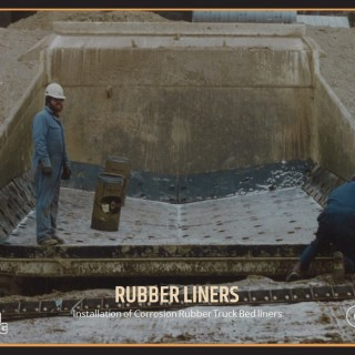 Installation of Corrosion Rubber Truck Bed liners