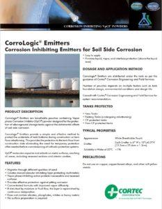 CorroLogic® Emitters