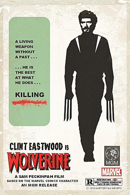 Filme Wolverine - Estrelando Clint Eastwood - Um filme de Sam Peckinpah