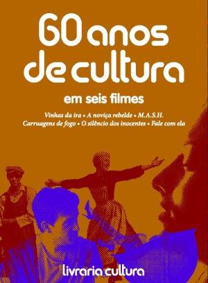 Comprar DVD 60 Anos de Cultura - Livraria Cultura