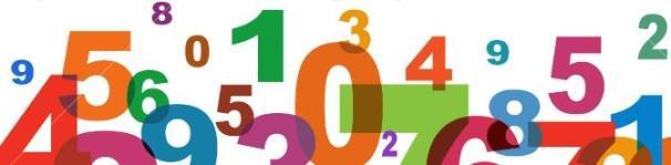 Como expressar números ao escrever um livro