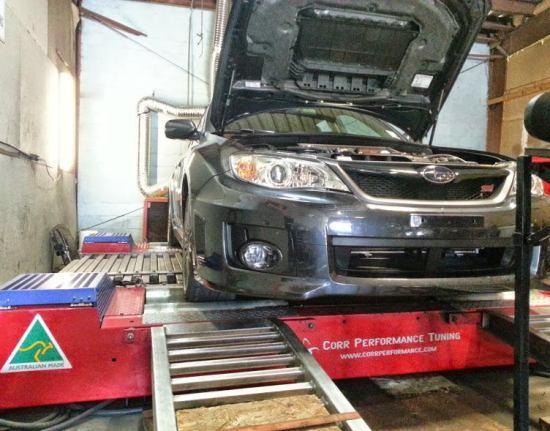 2013 Subaru STI
