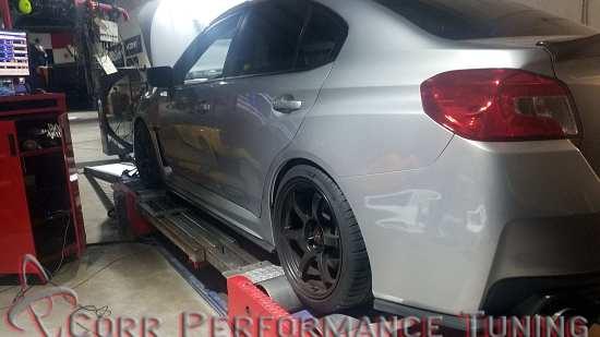 Subaru STI – Corr Performance Tuning, LLC