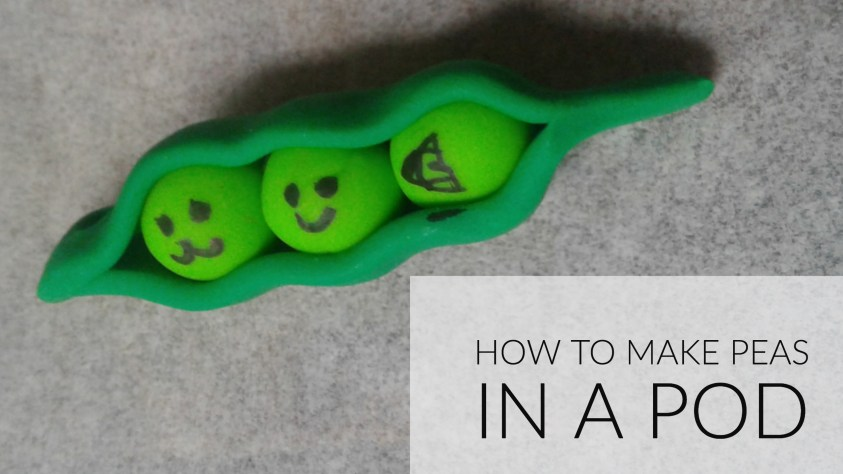 How to make peas in a pod