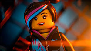 This is The Lego Movies Wyldstyle