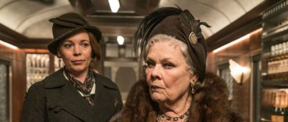 Judi Dench steals screen time from Olivia Colman