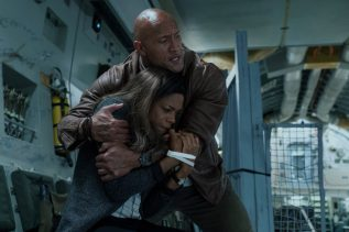 Movie review: 'Rampage' is big, dumb fun