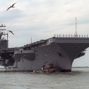 US: Rare corruption of 3 rear admirals in the Navy