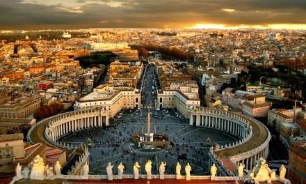 Rome: Vatican Corruption