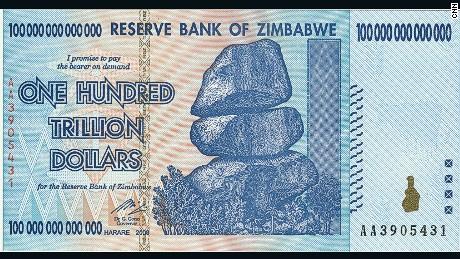100 trillion dollar note