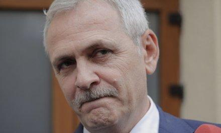 Romania: The leader sentenced for corruption.