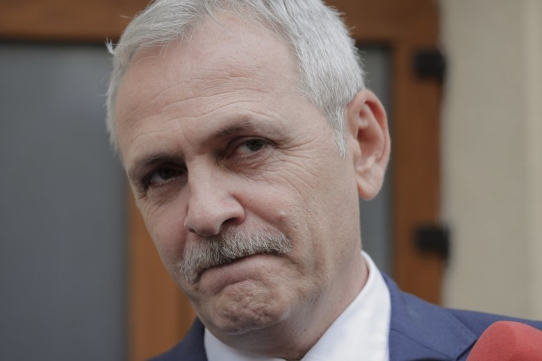 Romania: The leader sentenced for corruption.