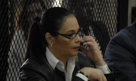 Guatemala: Former vice-president jailed for corruption