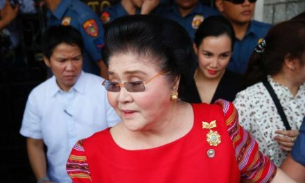 Philippines: Imelda Marcos guilty of corruption
