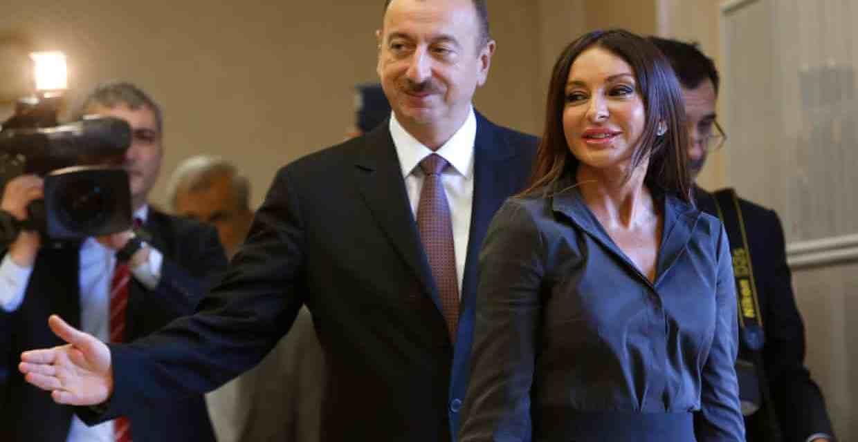 Azerbaijan: Laundering of Euros 3 billion.