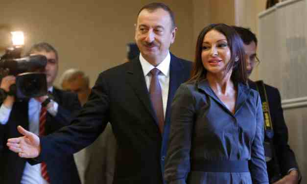 Azerbaijan: Laundering of Euros 3 billion.