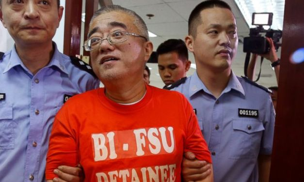Philippines: Fugitive handed over to China