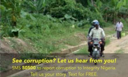 Nigeria: A movie to combat corruption