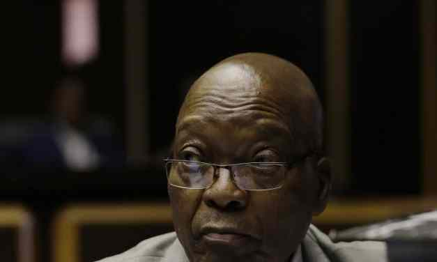 South Africa: Former president Jacob Zuma on tral