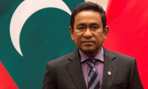 Maldives: Abdulla Yameen was sentenced to five years in prison