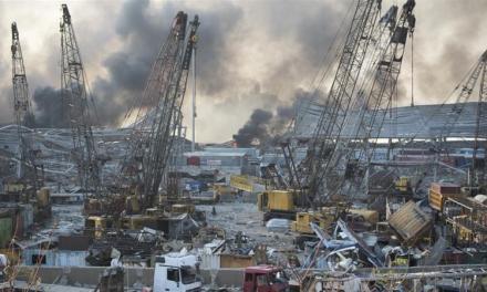 Lebanon: Endemic corruption caused Beirut blast