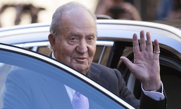 Spain: Former king to leave the country amid corruption claims