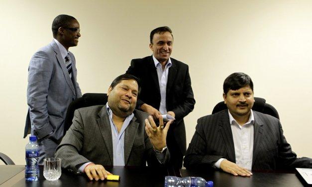 South Africa: Railway and Zuma corruption.