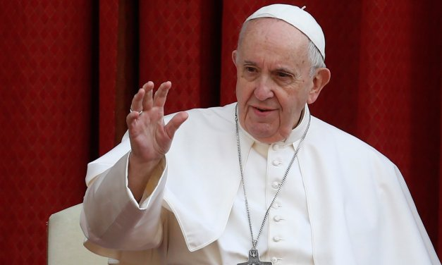 Vatican: Pope issues sweeping reform of church law.