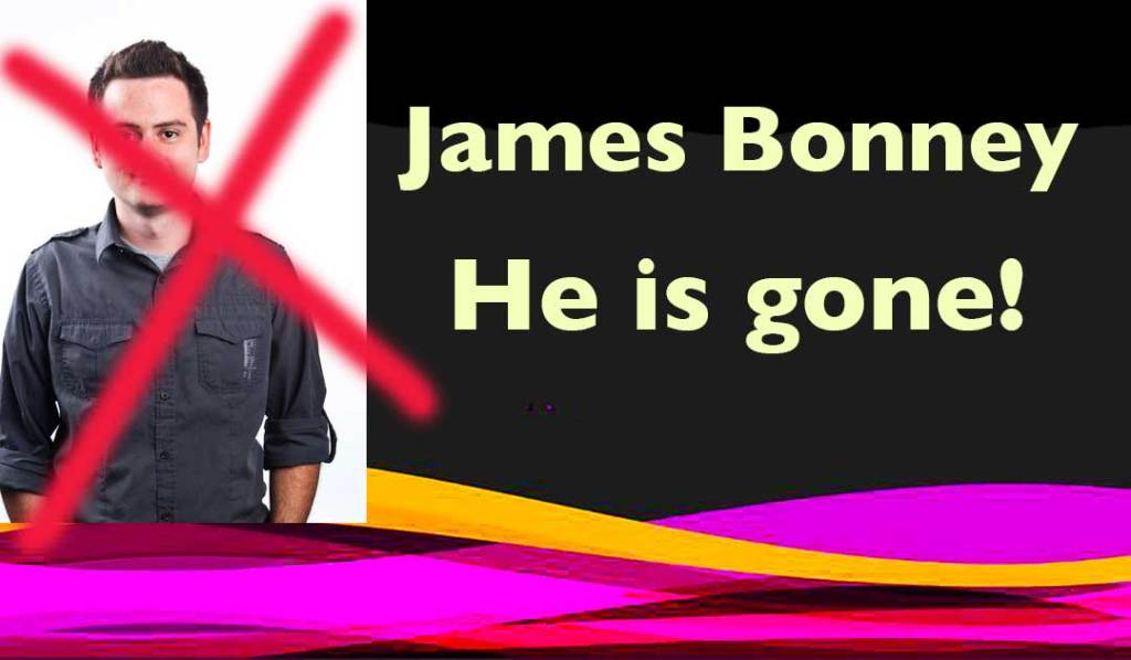 pastor james booney