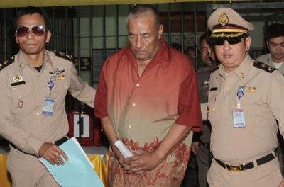 Thailand: Police corruption