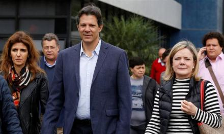 Brazil: Lula's heir apparent charged with corruption