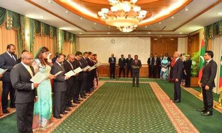 Maldives: Personal financial declaration incomplete