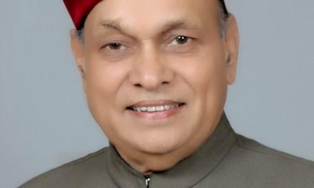 India: Himachal Pradesh Health Minister Rajeev Bindal resigns