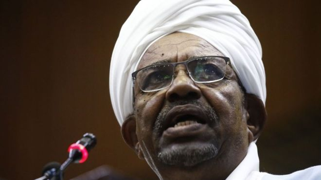 Sudan: Ousted President Bashir charged with corruption