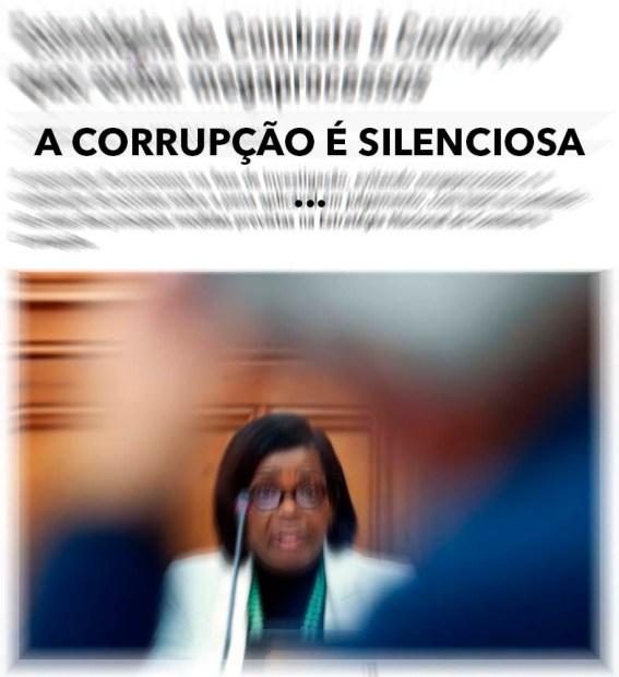 Fala-se agora da CORRUPÇÃO