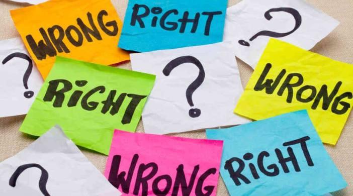 哲學樹洞:這個世界有沒有道德真理? 1