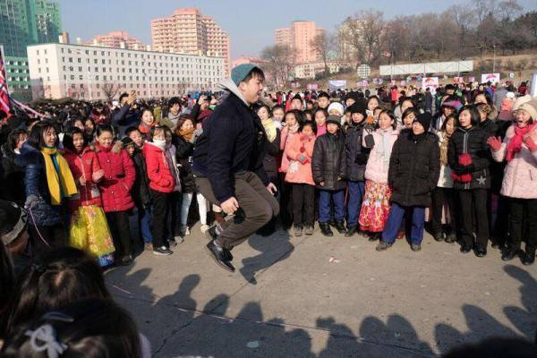 一趟奇幻的北韓之旅 9