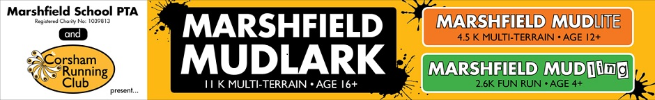 Marshfield Mudlark and Mudlite results are now available