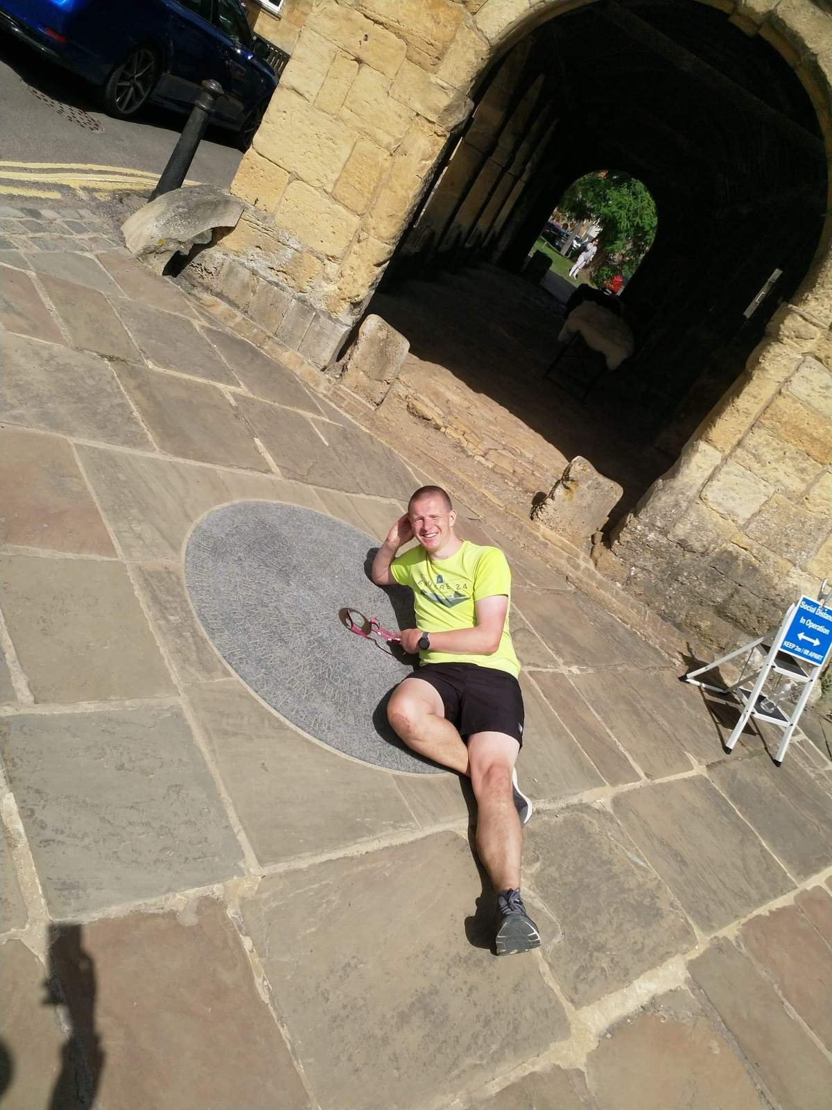 Running (Hiking) the Cotswold Way North Solo