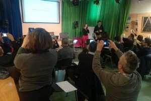 corso Video Milano, Primopiano, Roberto Rasia e Giulia Martelli