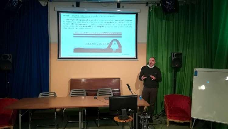 Corso Social Media Management con Francesco De Nobili a Primopiano, Milano