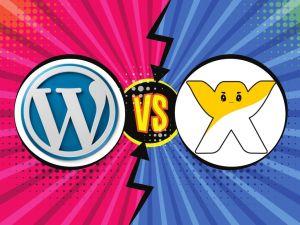 wordpress o wix cms a confronto