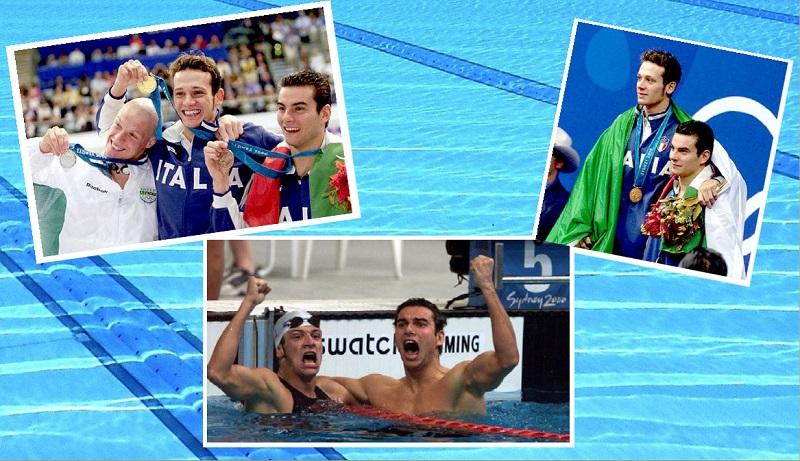 ItalNuoto e Olimpiadi | Sydney 2000, Fioravanti e Rummolo due italiani sul podio