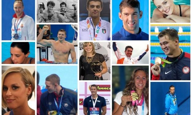 Le foto dei Nuotatori su Wikipedia