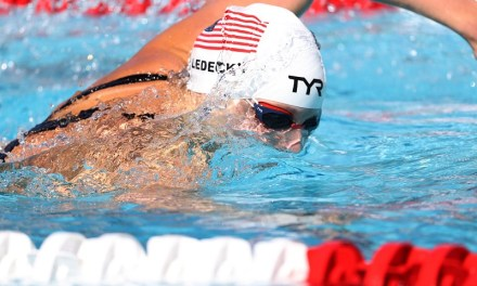 "TYR Pro Series #3 | A Mission Viejo ottima Ledecky, Dressel ""in progress"""