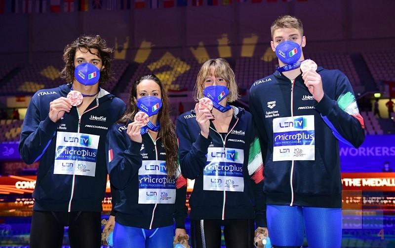 Europei 2021 | Benny mondiale! Greg, Detti, Martinenghi e 4×100 stile mix a medaglia