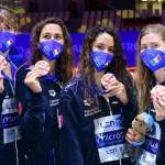 Europei 2021    Quadarella al titolo nei 1500. Panziera d'argento nella finale bis