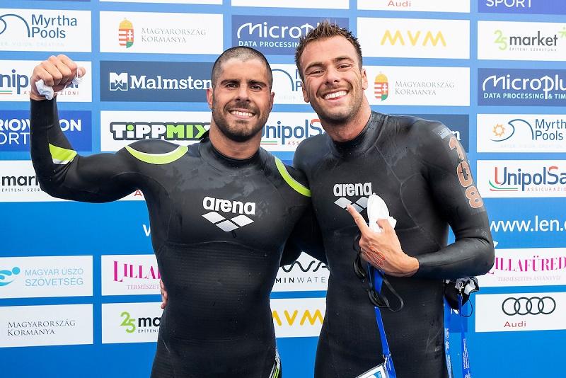 Europei 2021   Greg doppio oro Europeo: 5 e 10 km. Argento Gabbrielleschi, bronzo Bruni e Verani