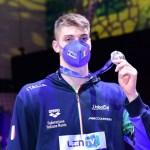 Europei 2021   7 medaglie nella terza giornata. Strepitoso Miressi